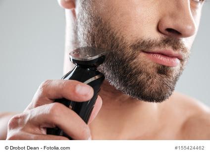 3-Tage-Bart perfekt rasieren