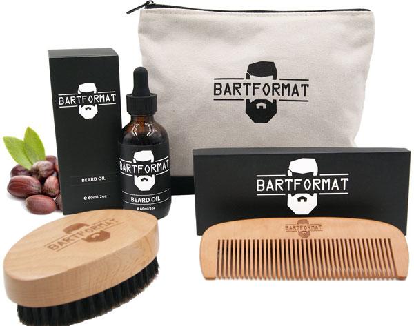 Bartformat-Pflege-Produkte